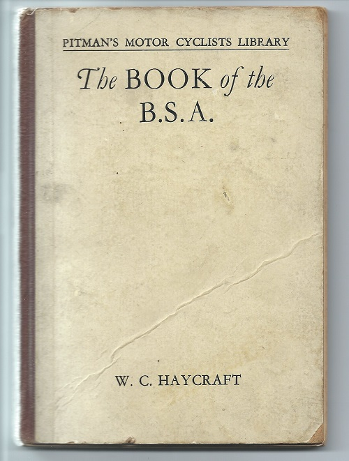 The book of the BSA 1936 - 1949